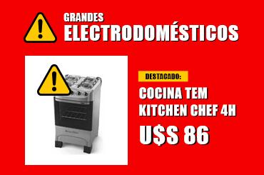 Alerta de precios- Grandes electrodomésticos.