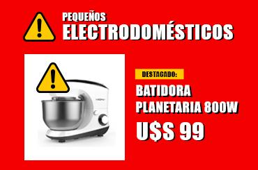 Alerta de precios- Pequeños electrodomésticos.